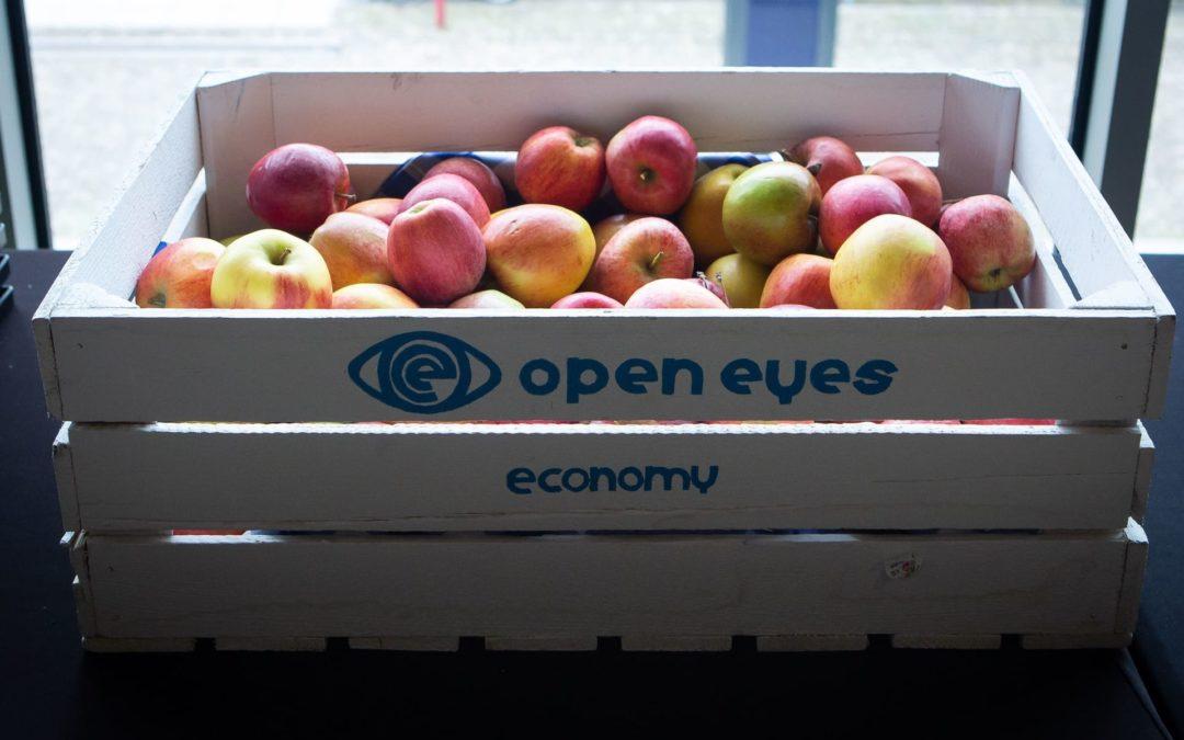 Open Eyes Economy on Tour in Gdansk 2019