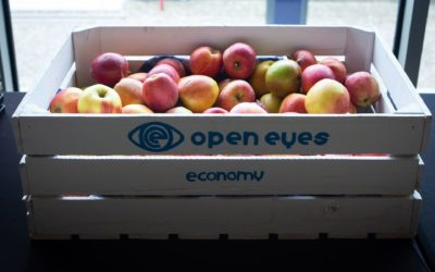 Open Eyes Economy on Tour in Gdansk 2019