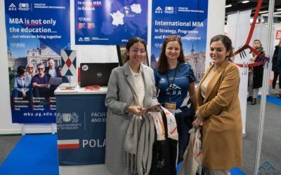International MBA GUT exhibits reveals its cards in Paris!
