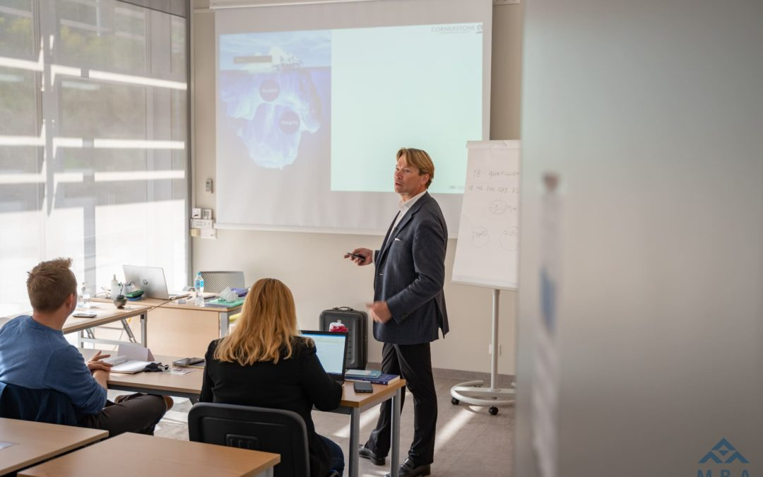Discover master classes with MBA lecturers – Ralf G.D. Knegtmans