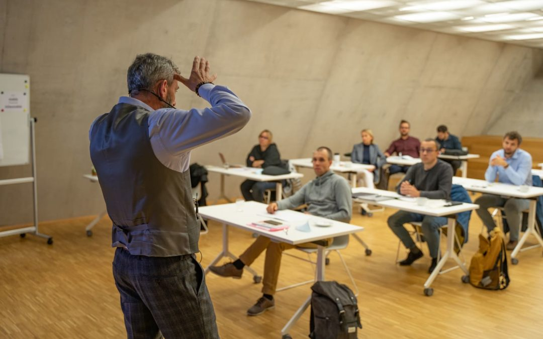 Discover master classes with MBA lecturers –  Rafał Stepnowski