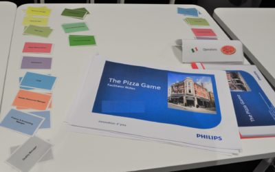 Lean management powered by Philips, MBA's creative evening