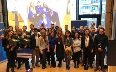 MBA's Students at Nordea Case Competition, Copenhagen 2018