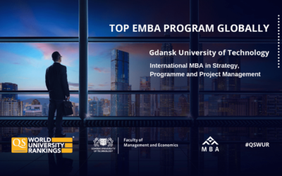 MBA GUT in QS Global EMBA Rankings 2019!