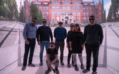 Second time on Baltic Study Trip of Finnish students in Gdańsk