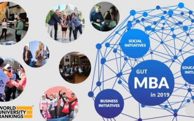 International MBA GUT in 2019